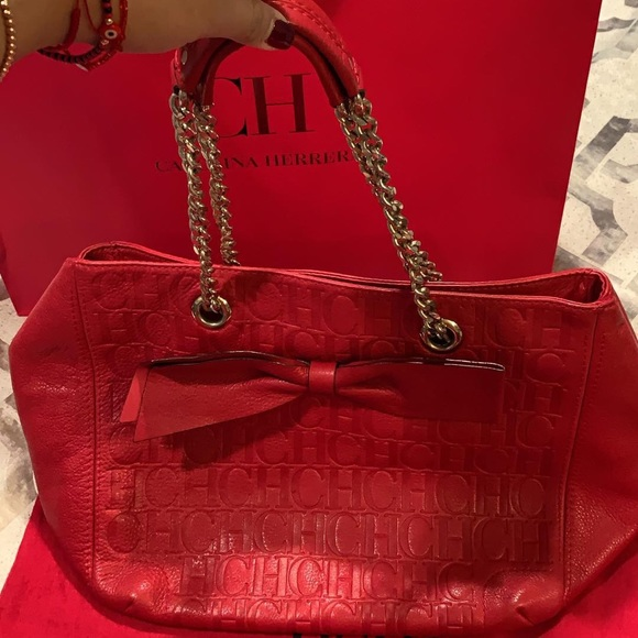 85e8a2d02 Carolina Herrera Bags | Handbag | Poshmark